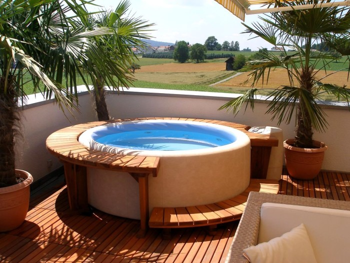 Installing A Hot Tub At Home Should You Or Shouldn T You
