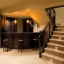 bar basement luxury estate home