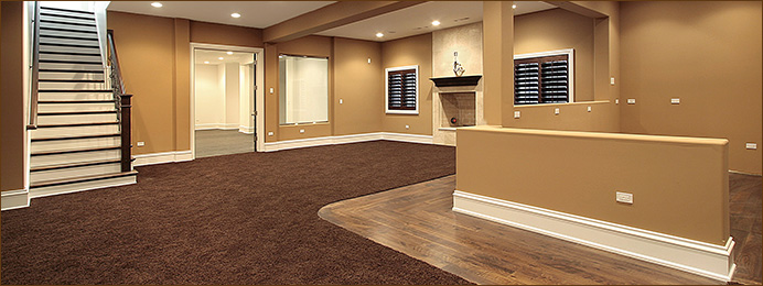 how to basement finishing primed for beauty - home improvement