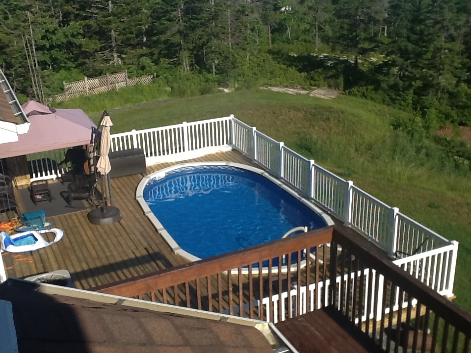 Should i buy a swimming pool for my backyard expert for Buying an above ground pool guide