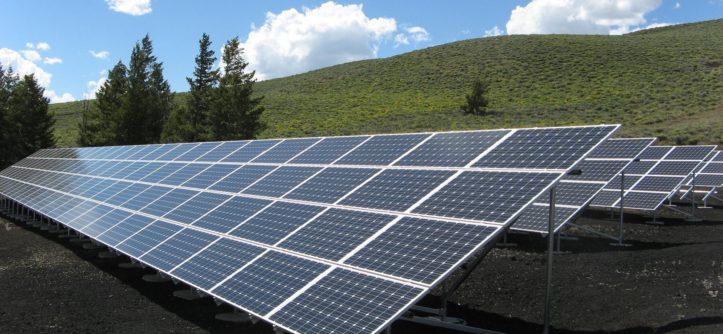 Lawn Solar Thermal Energy