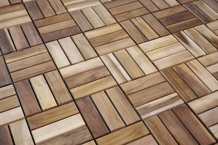 Main Advantages Of Wood Outdoor Tiles