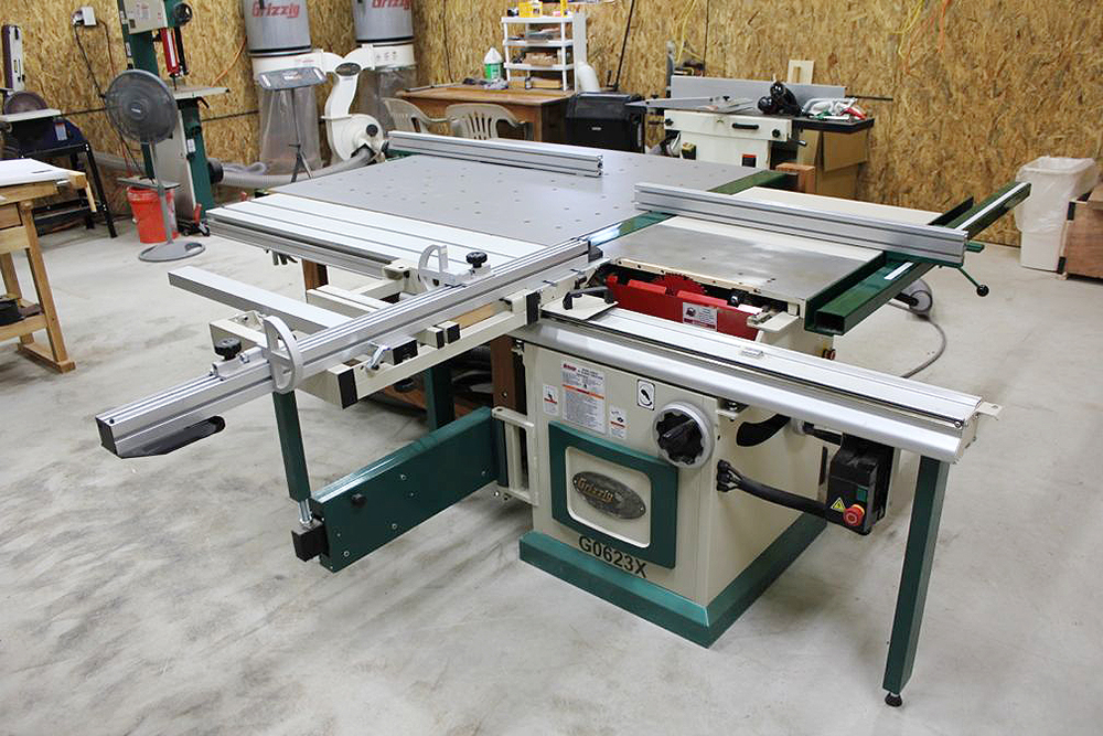 Most Widely Used Woodworking Equipment Table Saws