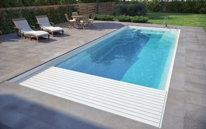 Custom Made Pool Covers Rollers The Smart Choice