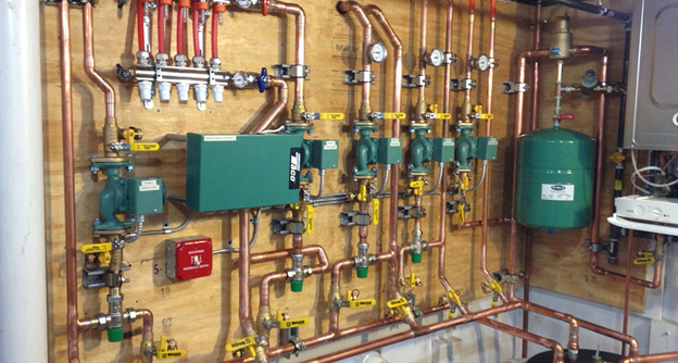 Get Efficient Hydronic Heating Supplies In Melbourne