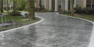 Good Concrete Driveway