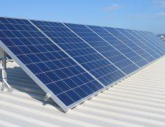 Home Installation Solar Panel