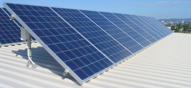 Home Installation Solar Panel