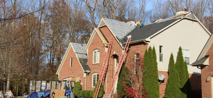 roof replacement Bloomfield Michigan
