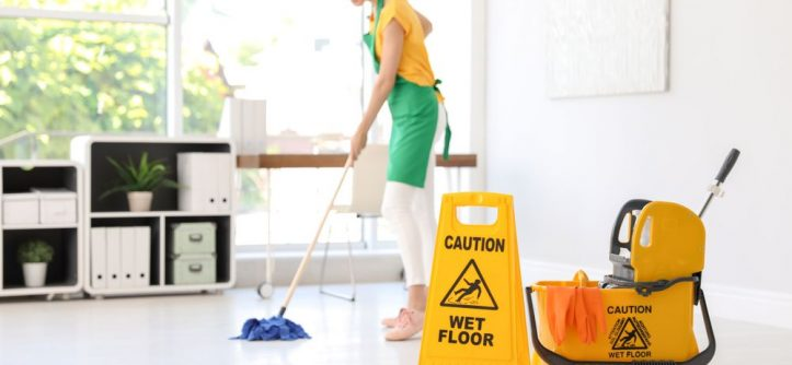 Simple Guide to Cleaning Your New Home