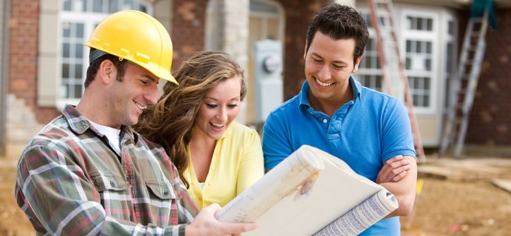 Building Your First Home